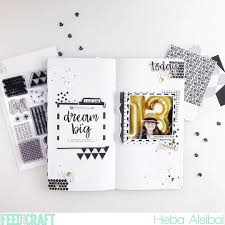 pattern play notebooks traveler s notebook spread by heba alsibai fyc pattern play kit