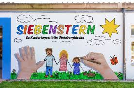 wandgestaltung kindergarten fassadengestaltung wandgestaltung kita kindergarten graffiti