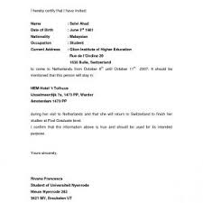 Visa Permission Letter Sle invitation letters for us visa exles archives artraptors fresh