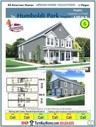modular duplex plans corglife
