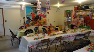 The Blooming Daisy Granny s 70th Hawawiian Birthday Party