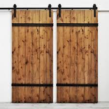 Barn Wood Basement Shop Interior Doors At Lowes Com