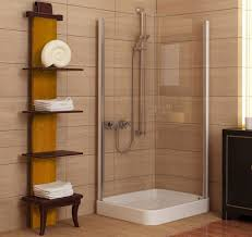 bathroom bathroom storage ideas recessed shower caddy tile and