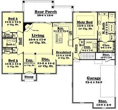 enjoyable design ideas 10 23 x 42 house plans european style plan