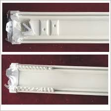 Suspended Curtain Rail Ceiling Curtain Double Track Plastic Double Track Living Room