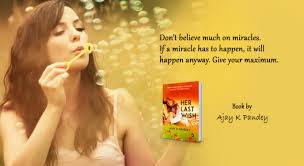 buy her last wish book online at low prices in india her last
