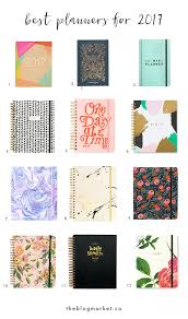 time design planner 2017 planners best weekly monthly agendas 2017 planner