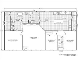 The Dakota Floor Plan by Dakota 32563d Fleetwood Homes