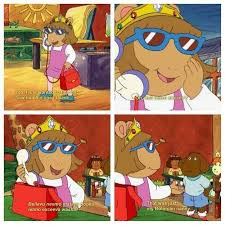 Arthur Dw Meme - 20 reasons d w was the true hbic of arthur humor memes and