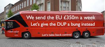 Double Picture Meme Generator - vote leave bus meme generator takecontrol jon worth euroblog