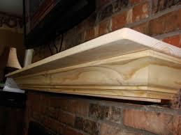 custom pine fireplace mantel u2013 bryan ohio jeremykrill com