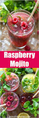 fruit mojitos four ways sweet and savory meals