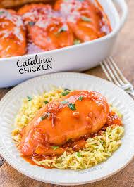 catalina chicken plain chicken