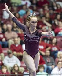 how alabama gymnasts deal with performance anxiety entering ncaa