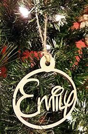 new unique personalized ornaments