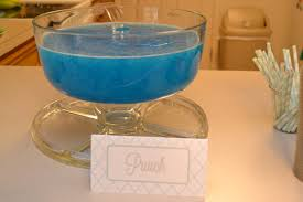 photo baby shower punch recipes image