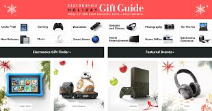 best amazon black friday deals 2016 amazon launches curated holiday gift guides and black friday deals