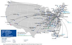 Iad Airport Map Nonstop Destinations Metropolitan Washington Airports Authority
