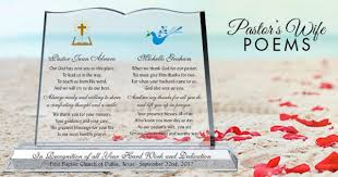 pastor s poems pastor gifts