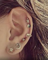 best earrings for cartilage 17 best images about moda on earrings cartilage