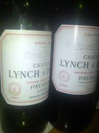 wine from château lynch bages chateau lynch bages 1961 vs 2000 winemag co za sa wine