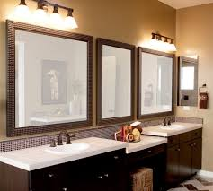 Mirrors Bathroom Scene by Beautiful Oil Rubbed Bronze Mirrors Bathroom U2014 Doherty House