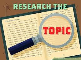 interesting topics for thesis paper dissertations and theses from start to finish table of contents