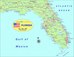 Map Of Florida Airports by Online Maps Florida Road Map