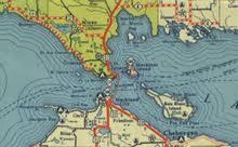 us hwy map u s route 31 in michigan