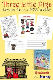 free pigs printables pack free homeschool deals