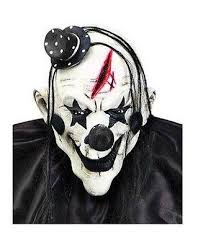 Jeff Killer Halloween Costume Amazon Funworld Killer Clown Complete Black White Size
