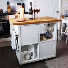 wheeled kitchen island wheeled kitchen island ikea kitchen hacks popsugar home photo 3