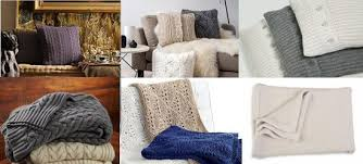 8 spring knits for the home string yarns