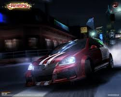 volkswagen golf wallpaper need for speed carbon volkswagen golf r32 wallpapers