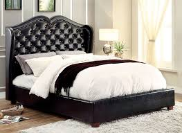 King Size Platform Bed Black Cal King Size Platform Bed W Like Acrylic