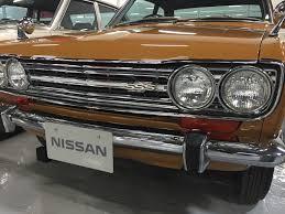 nissan bluebird 1970 nissan heritage museum in zama japan u2013 concept z performance blog