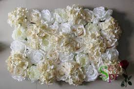 wedding backdrop arch spr magic chagne artificial flower wall wedding backdrop