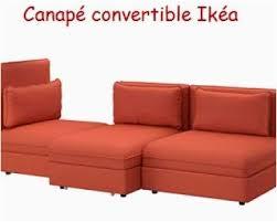 test canapé convertible ikea canapes convertibles beau test canapé vilasund le kivik