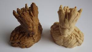 3d wood 3d printed in wood groot tips tricks