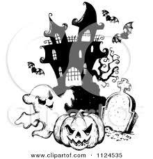 black cat halloween in graveyard tattoo design real photo