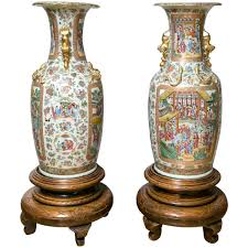 how to decorate vases chinese export vases and vessels 132 for sale at 1stdibs