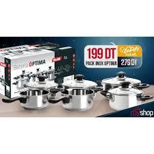 cuisine optima 9 best set en inox images on cooking food cookware set