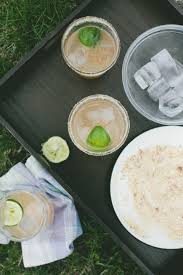 margarita citrus margarita with lemon lime and ginger rim u2014 a thought for food