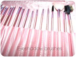 makeup brushes 101 synthetic vs natural thrifty belleza