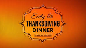 early thanksgiving dinner dialogue institute dallas community