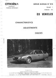 citroen siege social telephone 818 1 cx manual s1 by janez kezmah issuu