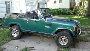 1971 jeep commando 1972 jeep commando green black soft top jeepster commando