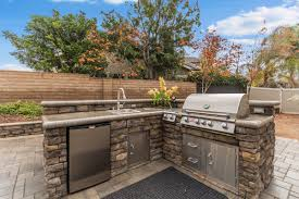 Outdoor Bbq Furniture by Outdoor Bbq Islands Alan Smith Pools