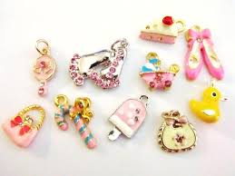 rhinestone bracelet charms images Embellishment world charms pandents enamel charms 10pc JPG