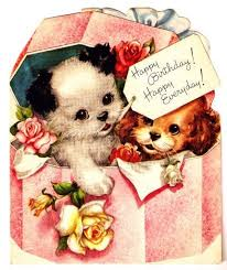275 best vintage birthday images images on pinterest vintage